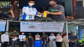 Jurusan Kimia FT UBB Gelar Penyuluhan Pupuk Organik Cair di Kelurahan Sri Menanti